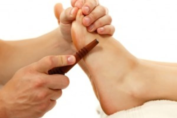 Thai Foot Reflex Massage